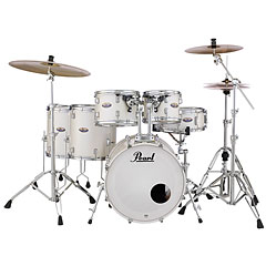 "Pearl Decade Maple 22"" White Satin Pearl Drumset « Εργαλεοθήκη ντραμ"