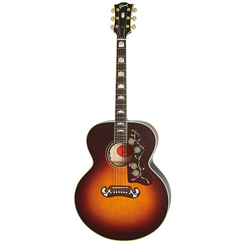 Western Gitaar Gibson 1968 SJ-200