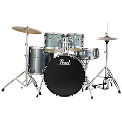 "Pearl Roadshow 20"" Charcoal Metallic « Batería"