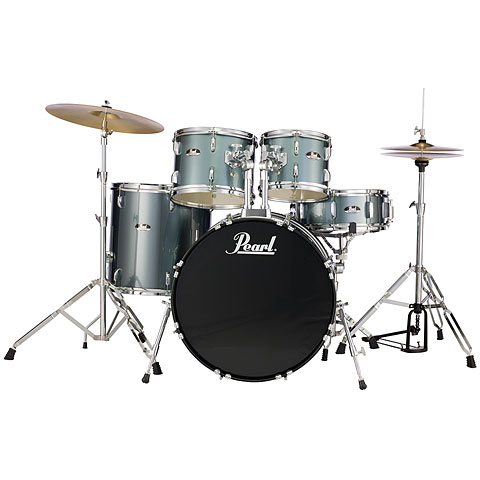 "Pearl Roadshow 22"" Charcoal Metallic"