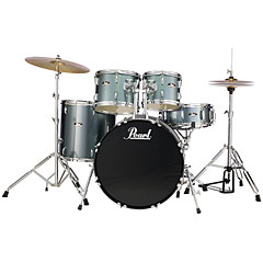 "Pearl Roadshow 22"" Charcoal Metallic « Drumstel"