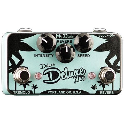 Effektgerät E-Gitarre Mr. Black Deluxe Deluxe Plus