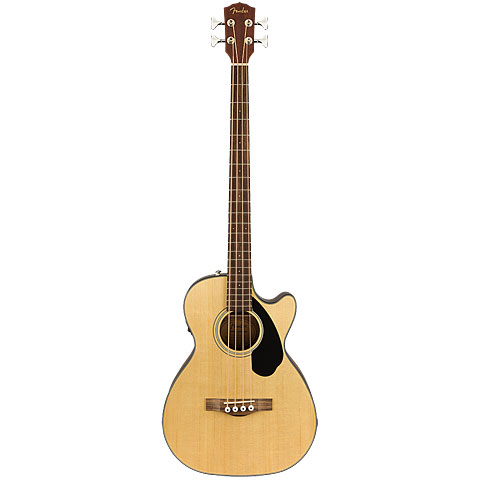 Akustikbass Fender CB-60SCE NAT