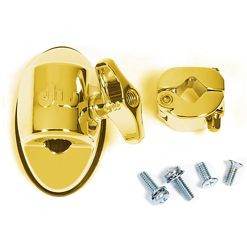 Pieza de recambio DW Tom Mounting Bracket Gold Plated