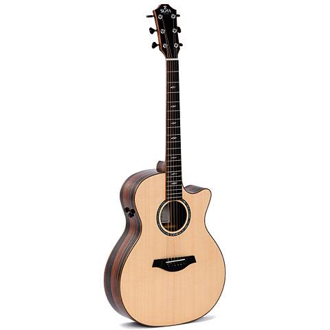 Guitarra acústica Sigma Guitars GECE-3