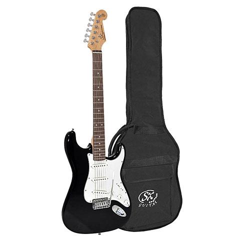 SX Guitars SX ED1-BK « E-Gitarre