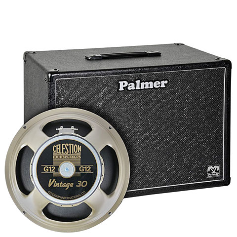 Box E-Gitarre Palmer Cab 112 V30 16 Ohm
