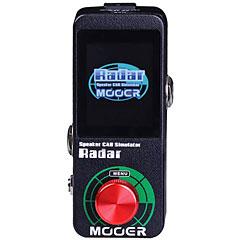 Mooer Radar « Tool de grabación