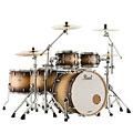 "Drum Kit Pearl Masters Maple Complete 22"" Satin Natural Burst"