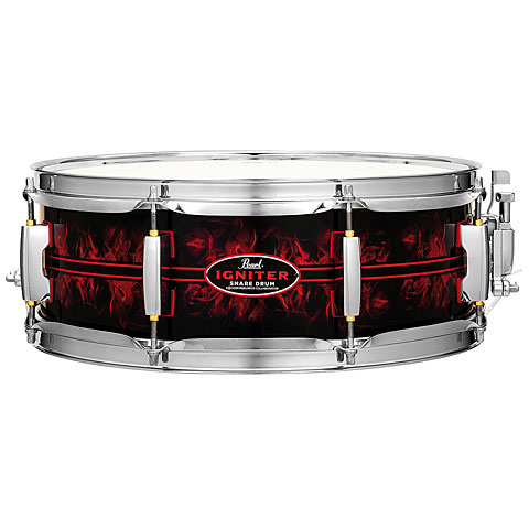 "Pearl Signature 14"" x 5"" The Ignitor Snare Drum"
