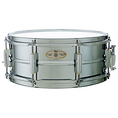 "Pearl 14"" x 5,5"" Steel Shell Chrome Finish Limited Edition « Caja"