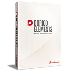 Steinberg Dorico Elements 2 « Нотная запись