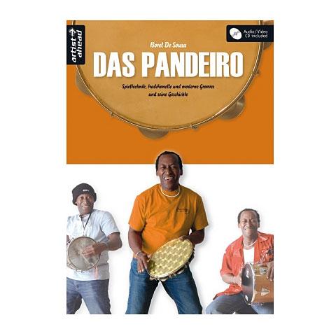 Artist Ahead Das Pandeiro- Spieltechnik, Grooves und Geschichte