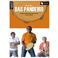 Lehrbuch Artist Ahead Das Pandeiro- Spieltechnik, Grooves und Geschichte
