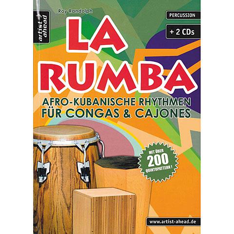 Artist Ahead La Rumba - Afro-Kubanische Rhythmen für Congas & Cajones