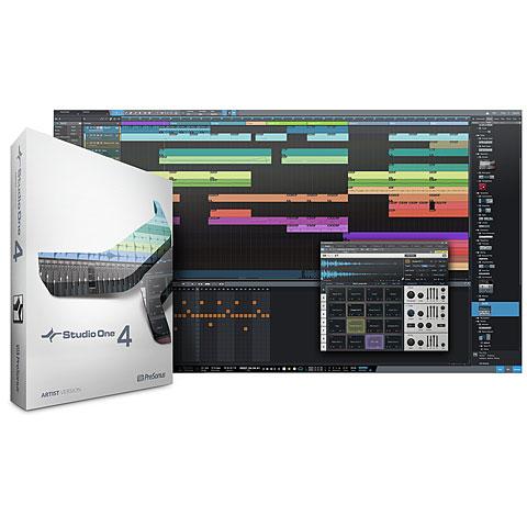 Presonus Studio One V4 Artist
