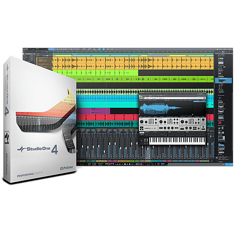 DAW-Software Presonus Studio One V4 Professional