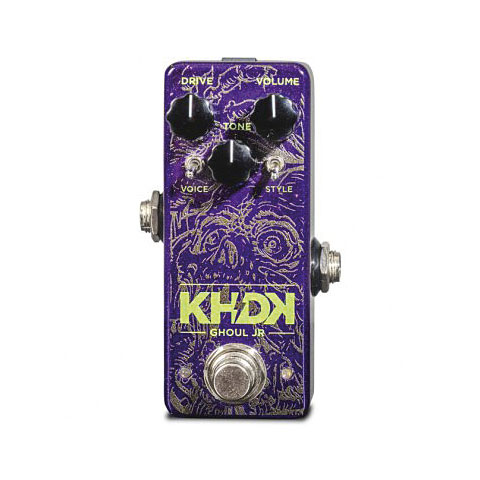 Effektgerät E-Gitarre KHDK Ghoul Jr.