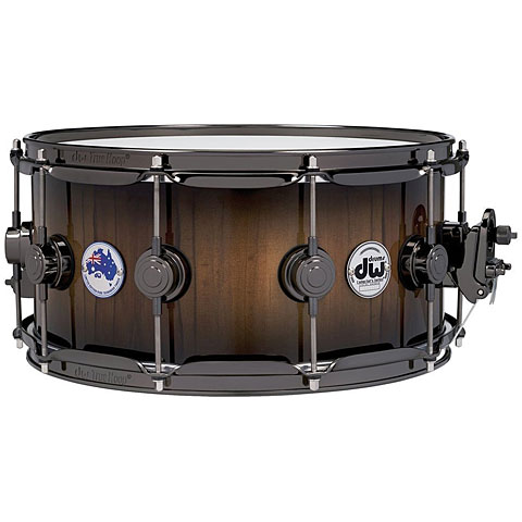 "Snare Drum DW Collector's Exotic 14"" x 6,5"" Tasmanian LTD Snare"