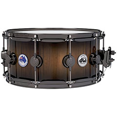 "DW Collector's Exotic 14"" x 6,5"" Tasmanian LTD Snare « Snare"