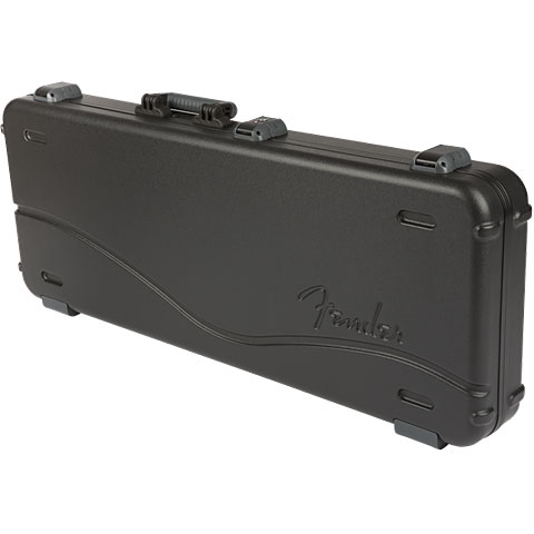 Electric Guitar Case Fender Deluxe Molded Case – Stratocaster® - Telecaster®