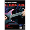 DVD Tunesday E-Gitarre Training - 50 Blues Licks (Lehr-DVD)