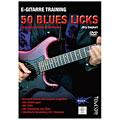 DVD Tunesday E-Gitarre Training - 50 Blues Licks (Lehr-DVD)