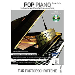 Tunesday Pop Piano - Liedbegleitung und freies Spiel nach Leadsheets « Libros didácticos