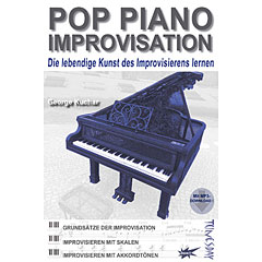 Tunesday Pop Piano Improvisation - Die lebendige Kunst des « Lehrbuch