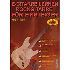 Tunesday E-Gitarre lernen - Rockgitarre für Einsteiger (+MP3-Download) « Instructional Book