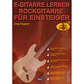 Libros didácticos Tunesday E-Gitarre lernen - Rockgitarre für Einsteiger (+MP3-Download)