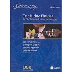 Dux Saitenwege - Der leichte Einstieg in die Welt der klassischen Gitarre « Bladmuziek