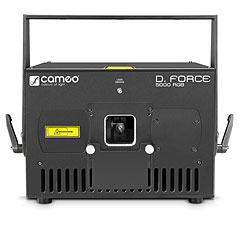 Cameo D FORCE 5000 RGB « Laser