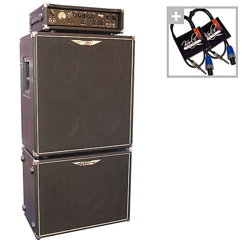 Ashdown AMP 600H Evo III Bundle