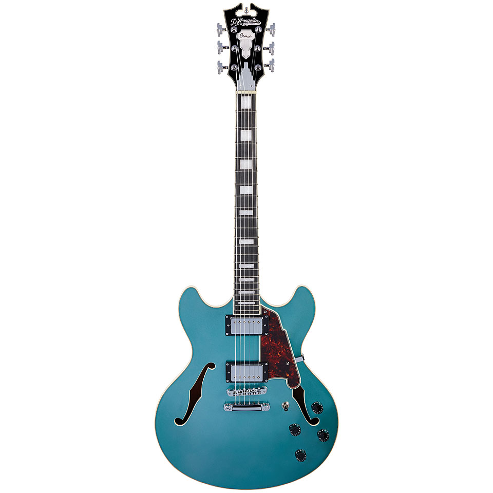 Egitarren - D'Angelico Premier DC OT E Gitarre - Onlineshop Musik Produktiv