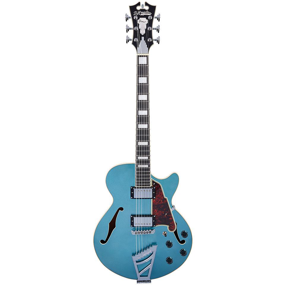 Egitarren - D'Angelico Premier SS OT Stairstep E Gitarre - Onlineshop Musik Produktiv