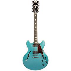 D'Angelico Premier DC 12 String OT « E-Gitarre