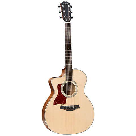Westerngitarre Lefthand Taylor 214ce-K DLX LH