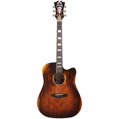 D'Angelico Premier Bowery AN « Acoustic Guitar