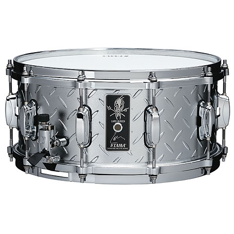 "Caisse claire Tama 14"" x 6,5"" Lars Ulrich Signature Snare"