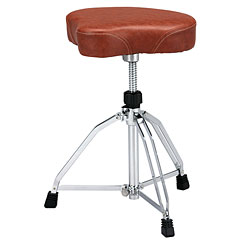 Tama Roadpro Brown Saddel Drum Throne « Drumhocker