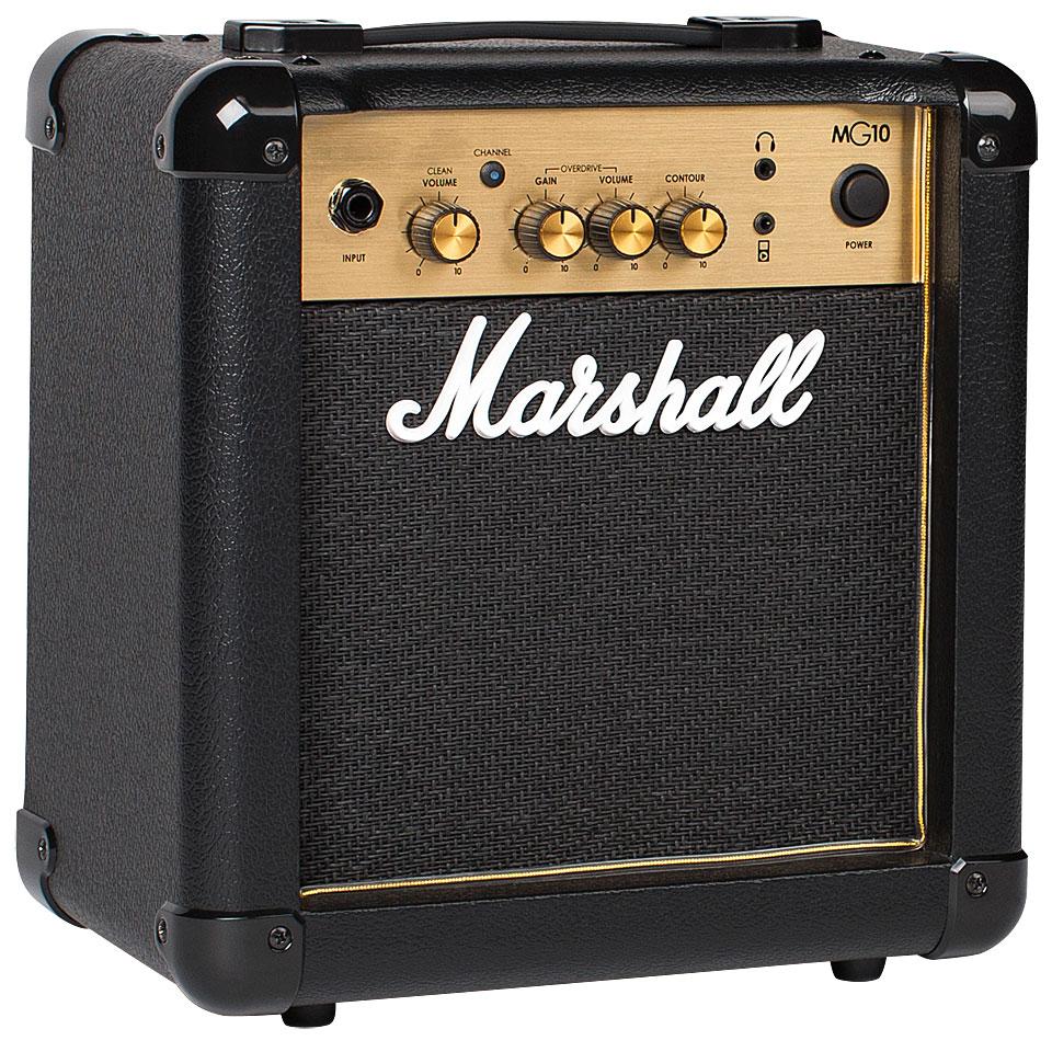 Verstaerker - Marshall MG10 E Gitarrenverstärker - Onlineshop Musik Produktiv