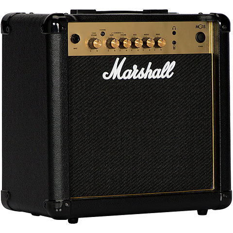 Ampli guitare (combo) Marshall MG15