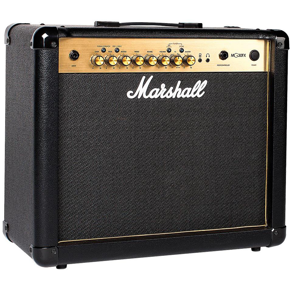 Verstaerker - Marshall MG30FX E Gitarrenverstärker - Onlineshop Musik Produktiv