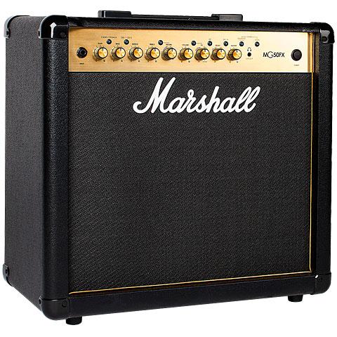 Amplificador guitarra eléctrica Marshall MG50GFX