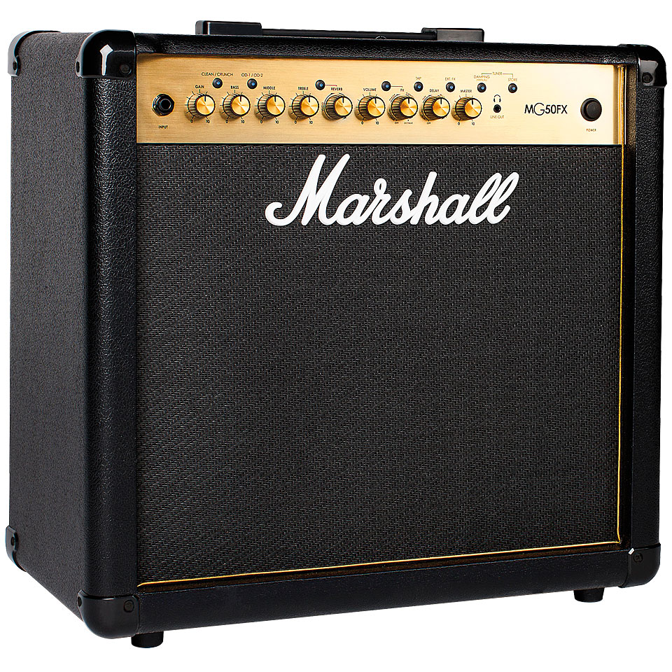 Verstaerker - Marshall MG50FX E Gitarrenverstärker - Onlineshop Musik Produktiv