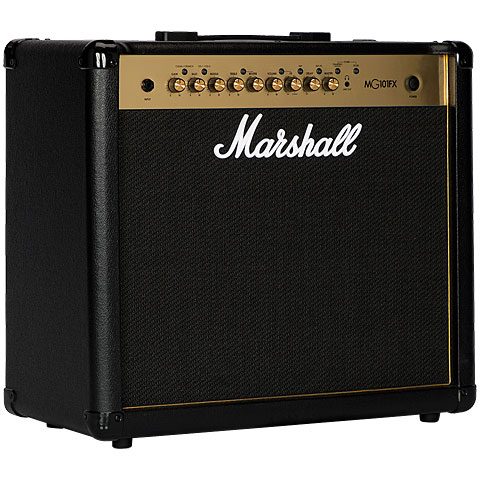 E-Gitarrenverstärker Marshall MG101GFX