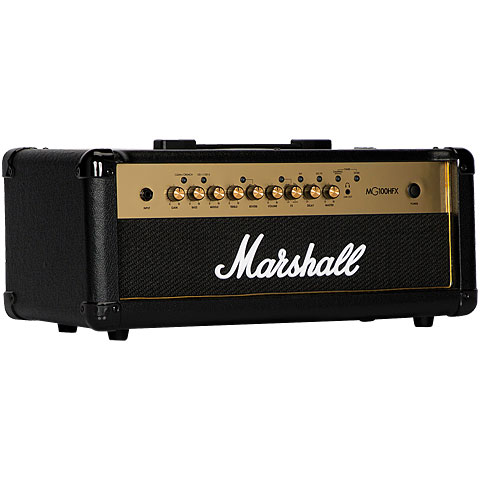 Cabezal guitarra Marshall MG100HGFX