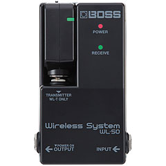 Boss WL-50 « Guitar Wireless Systems