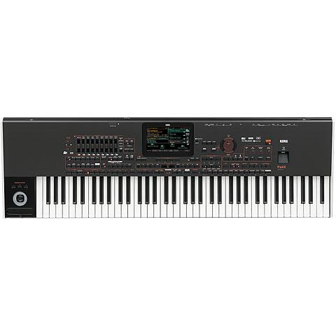 Keyboard Korg Pa-4X76 Oriental